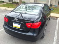 Picture of 2007 Hyundai Elantra Limited Sedan FWD, exterior, gallery_worthy