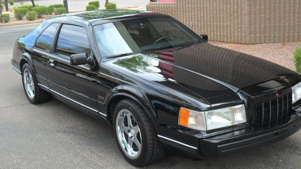 1990 Lincoln Mark Vii Pictures Cargurus
