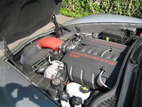 Picture of 2005 Chevrolet Corvette Convertible, engine