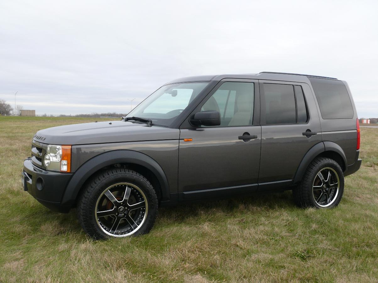 edmunds 2005 land rover range rover consumer autos post. Black Bedroom Furniture Sets. Home Design Ideas
