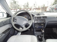Picture of 1995 Toyota Tercel 4 Dr DX Sedan, interior