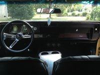 Picture of 1971 Oldsmobile Cutlass, interior