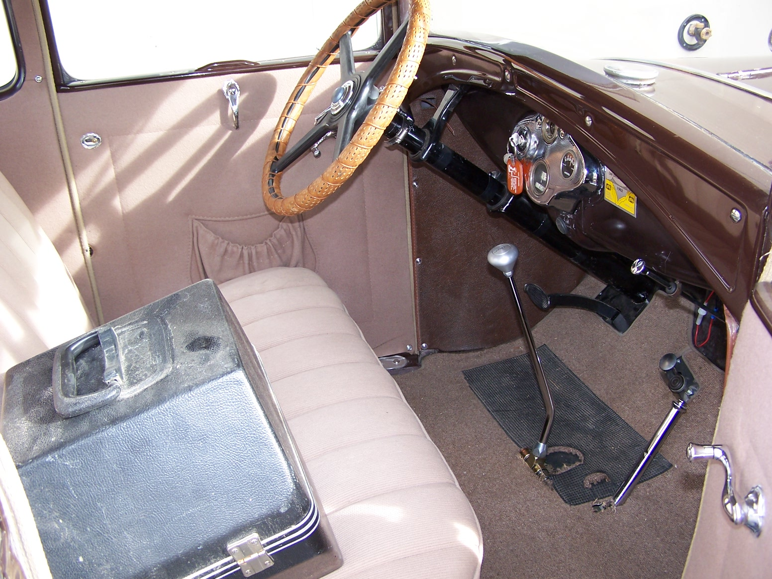 1931 Ford Model A Interior Pictures Cargurus
