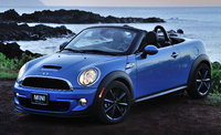 2014 MINI Roadster, Front-quarter view, manufacturer, exterior