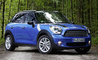 2014 MINI Countryman, Front-quarter view, manufacturer, exterior