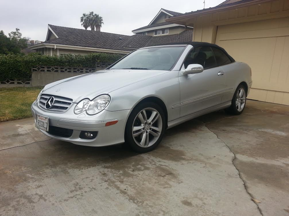 2007 mercedes benz clk class pictures cargurus for Mercedes benz clk350 convertible