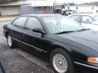 Picture of 1996 Chrysler LHS 4 Dr STD Sedan, exterior, gallery_worthy