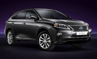 2014 Lexus RX 450h, Front-quarter view, exterior, manufacturer, gallery_worthy