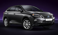 2014 Lexus RX 450h Picture Gallery