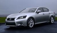 2014 Lexus GS 350, Front-quarter view, exterior, manufacturer