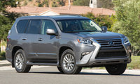 2014 Lexus GX 460 Picture Gallery