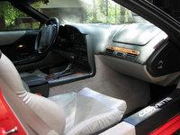 Picture of 1996 Chevrolet Corvette Coupe, interior