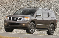 2014 Nissan Armada Picture Gallery