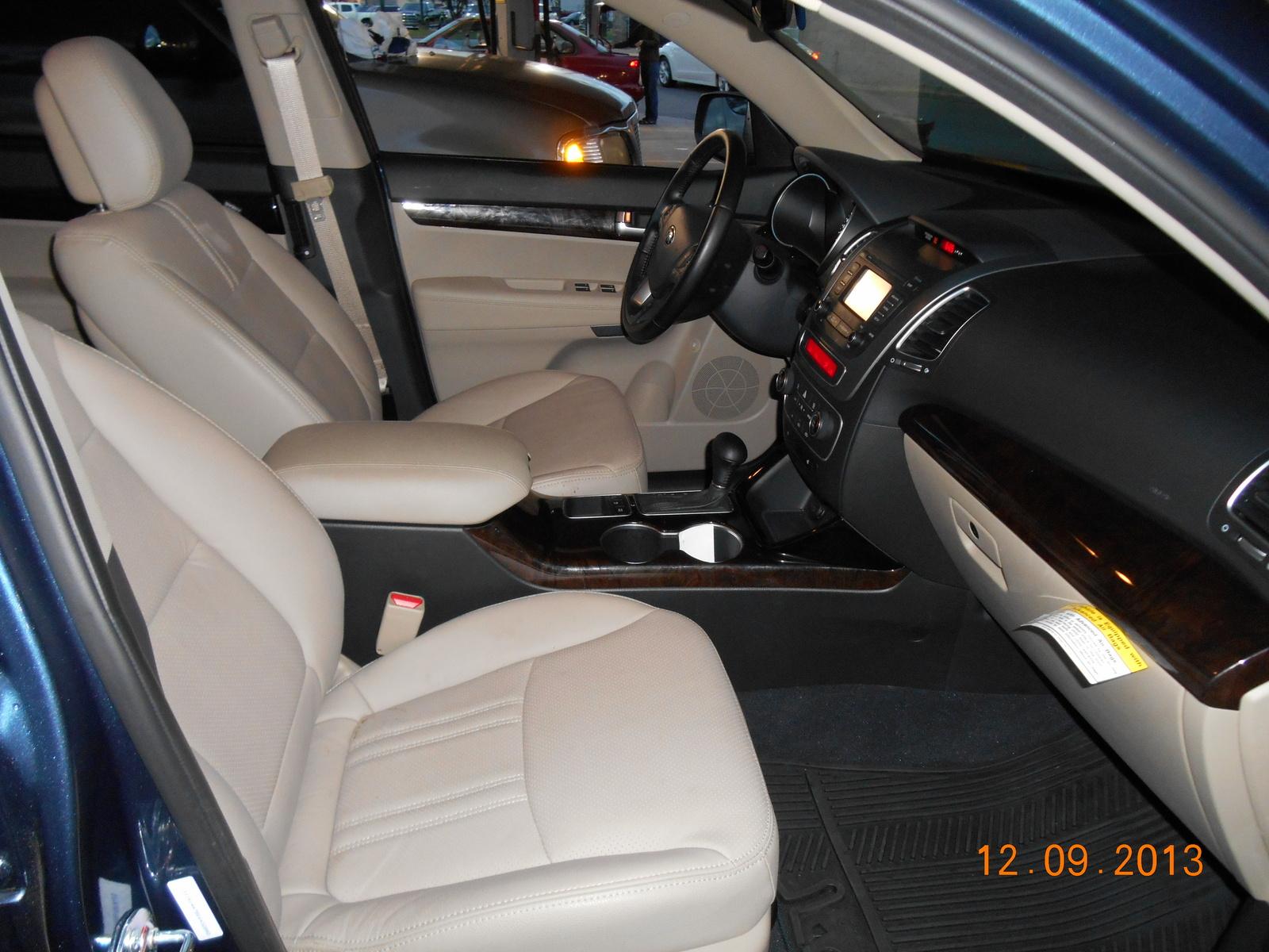 2014 Kia Sorento Interior Pictures Cargurus