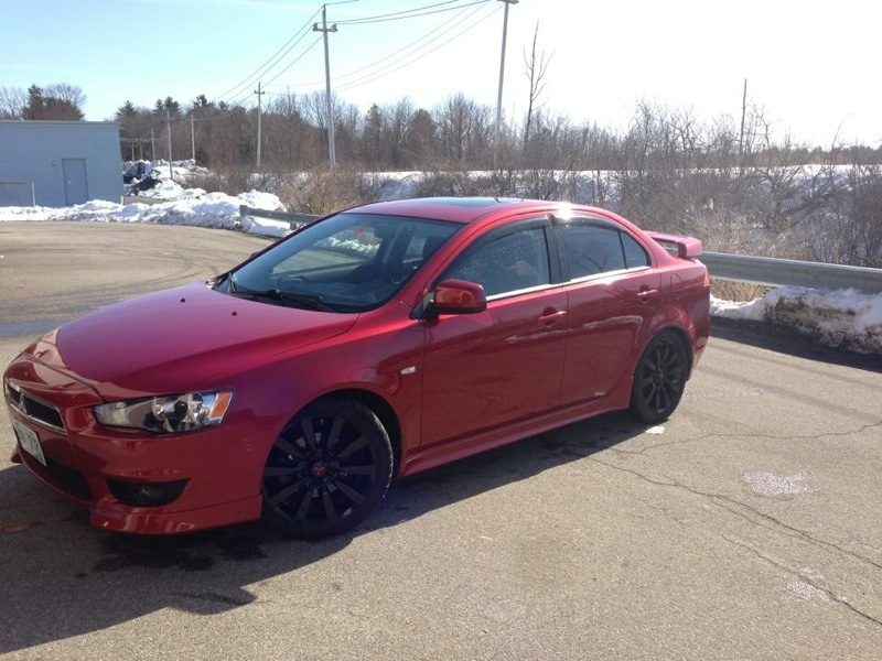 2008 mitsubishi lancer gts for sale cargurus. Black Bedroom Furniture Sets. Home Design Ideas