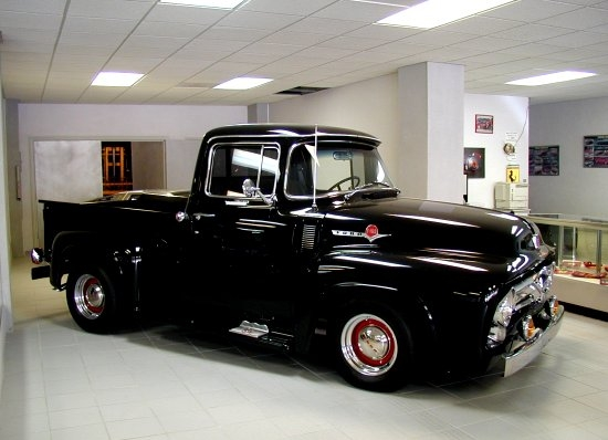 1956 Ford F 100 Overview Cargurus