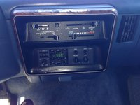 Picture of 1987 Ford Bronco II XL 4WD, interior