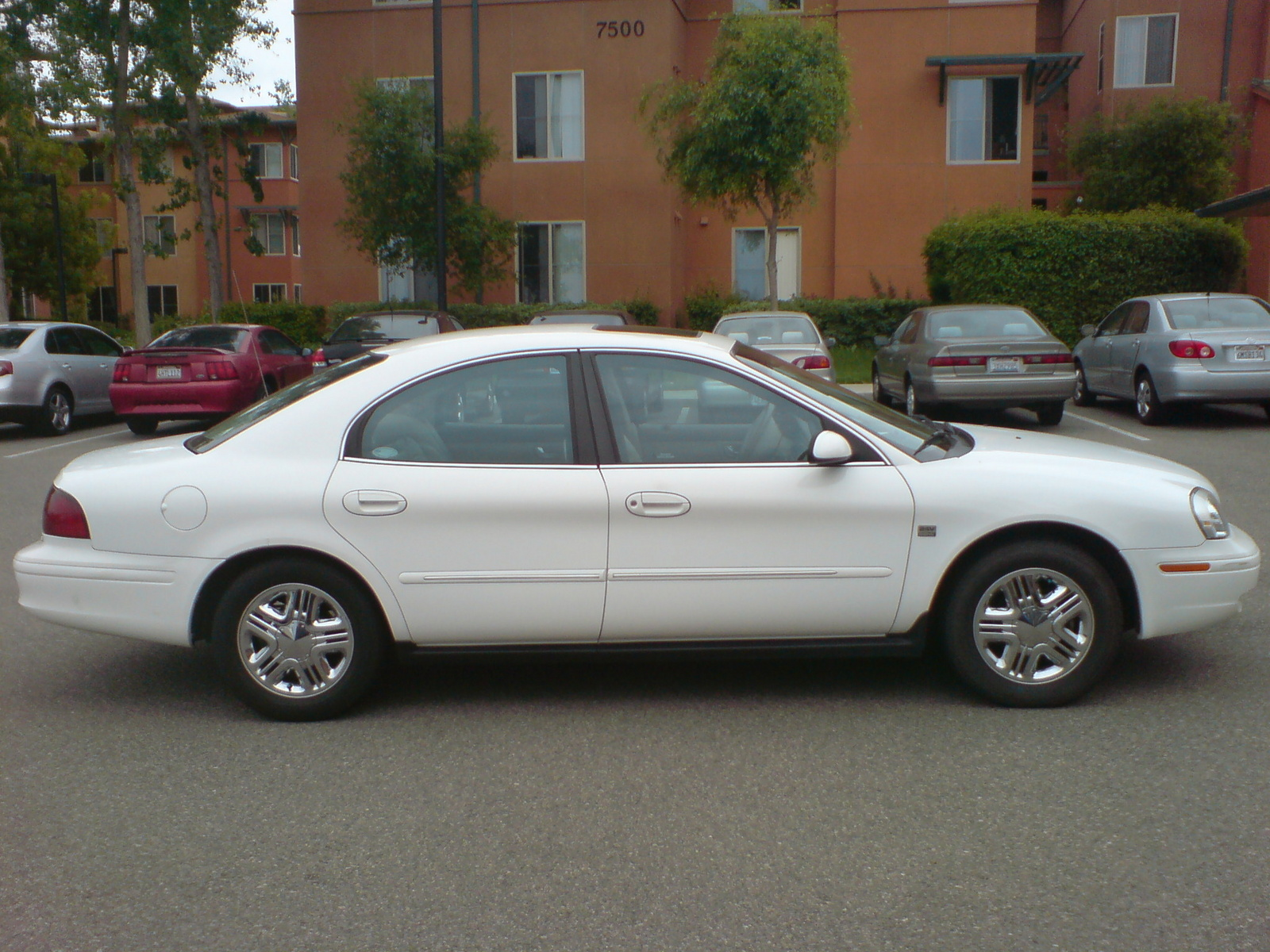 Mercury Sable Ls Premium Pic on On A 2000 Lincoln Ls Suspension Problems