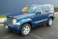 2010 Jeep Liberty Limited picture, exterior