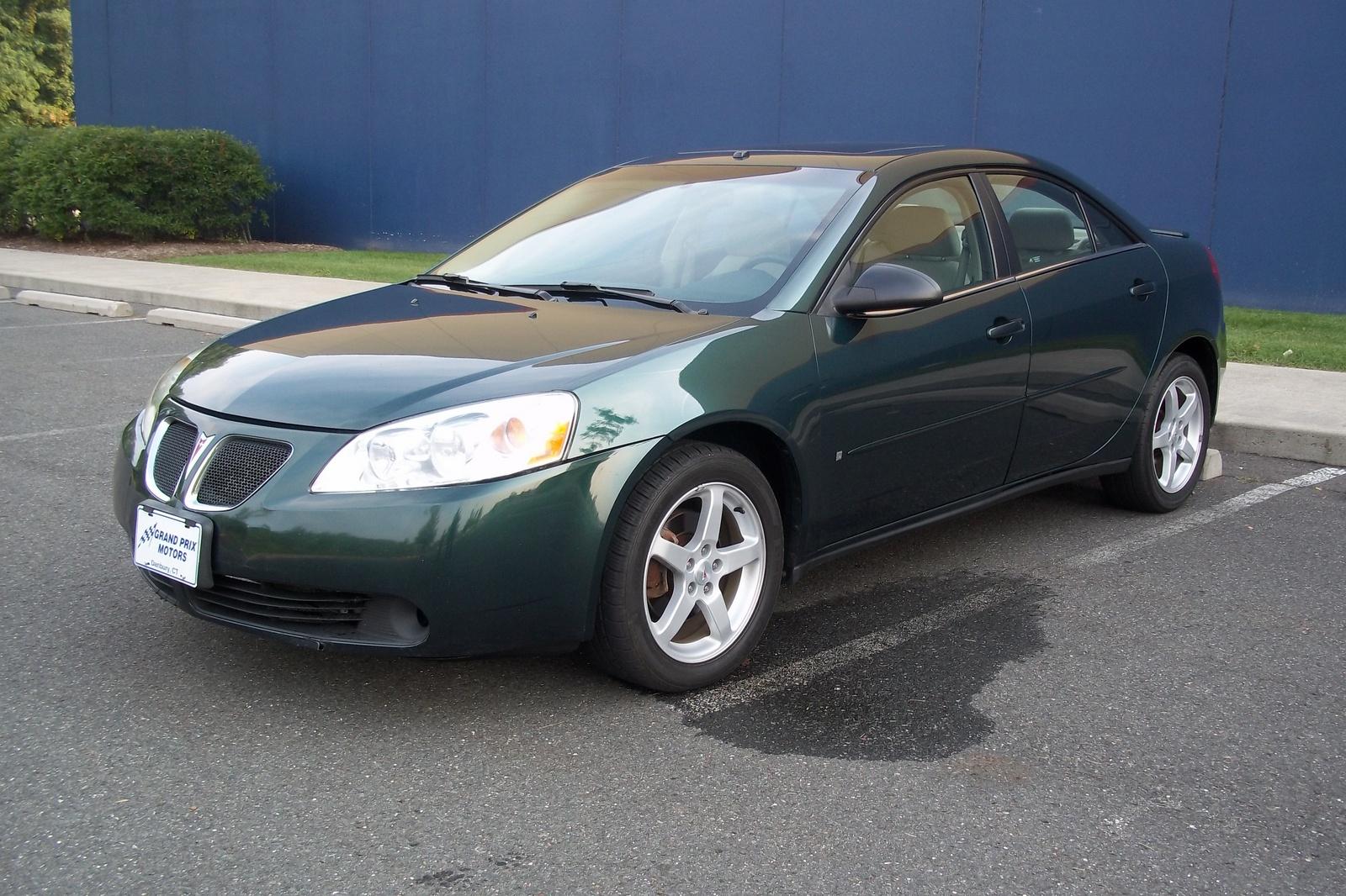 2006 Pontiac G6 Pictures Cargurus