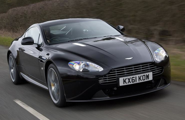 Superb 2014 Aston Martin V8 Vantage Review