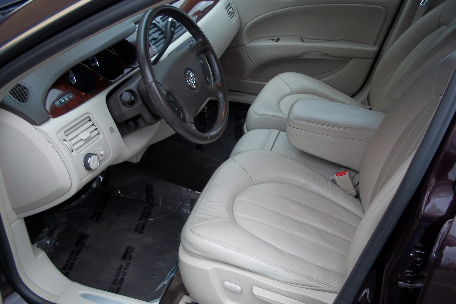 Buick Lucerne Pic on 2007 Buick Lucerne