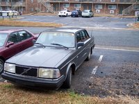 Picture of 1990 Volvo 240 4 Dr DL Sedan, exterior