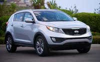 2014 Kia Sportage, Front-quarter view, exterior, manufacturer, gallery_worthy