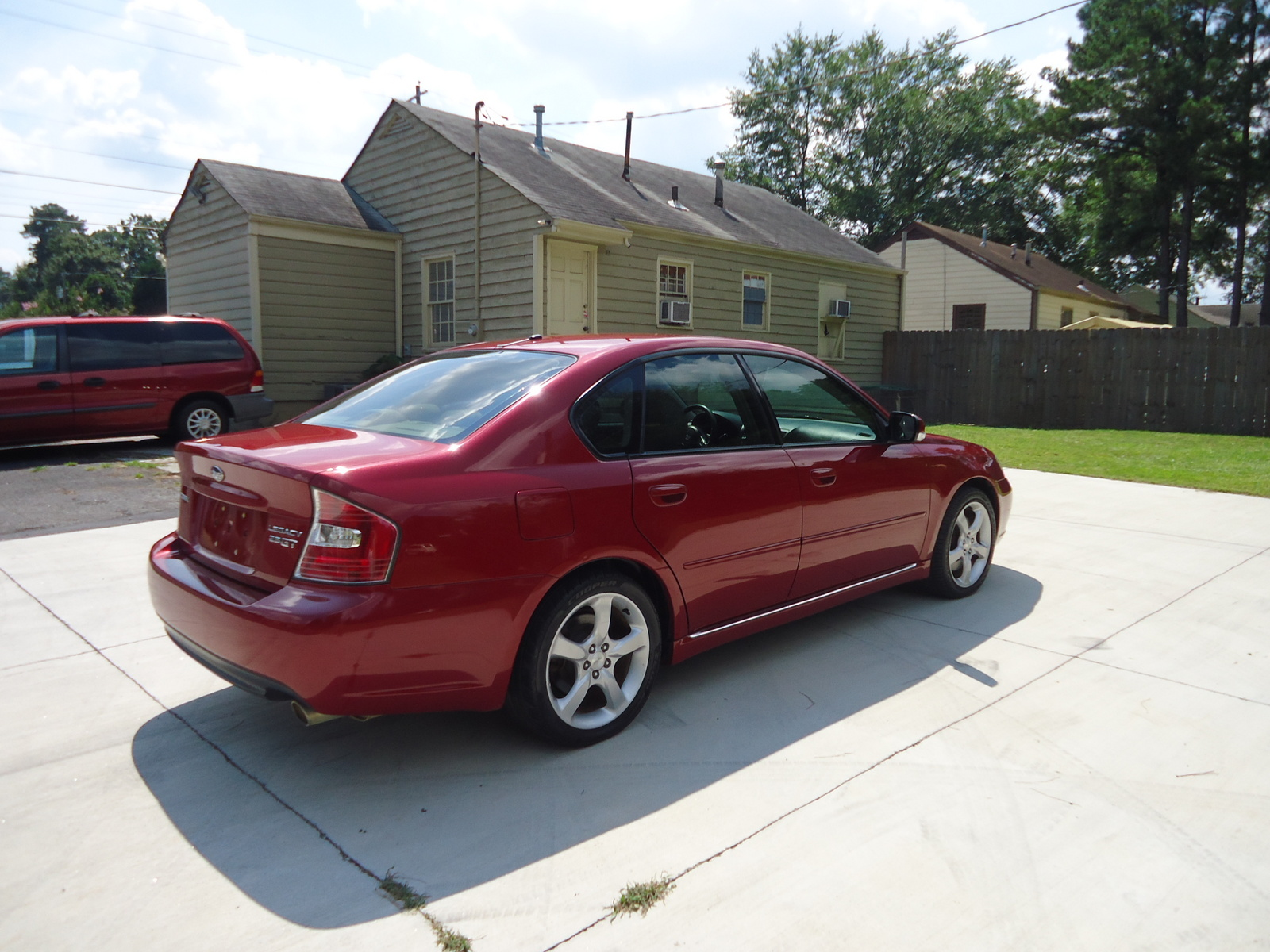 2005 Subaru Legacy - Pictures
