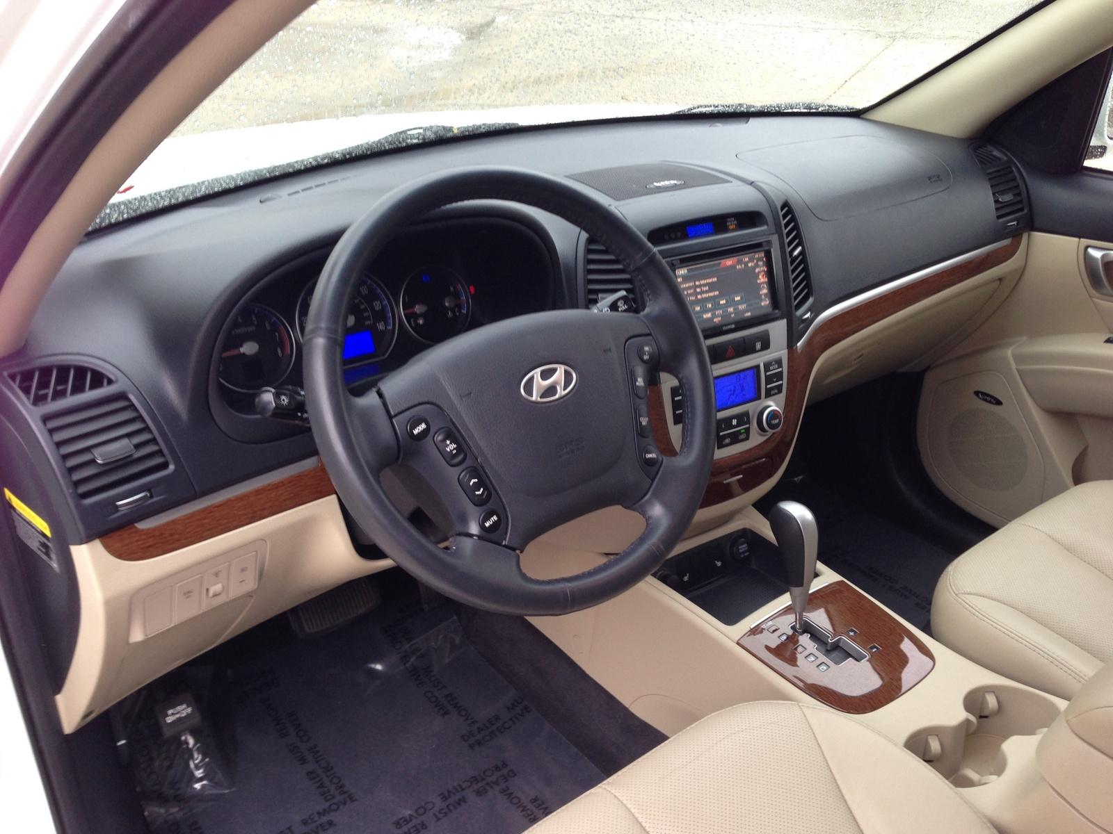 2008 Hyundai Santa Fe Interior Pictures Cargurus