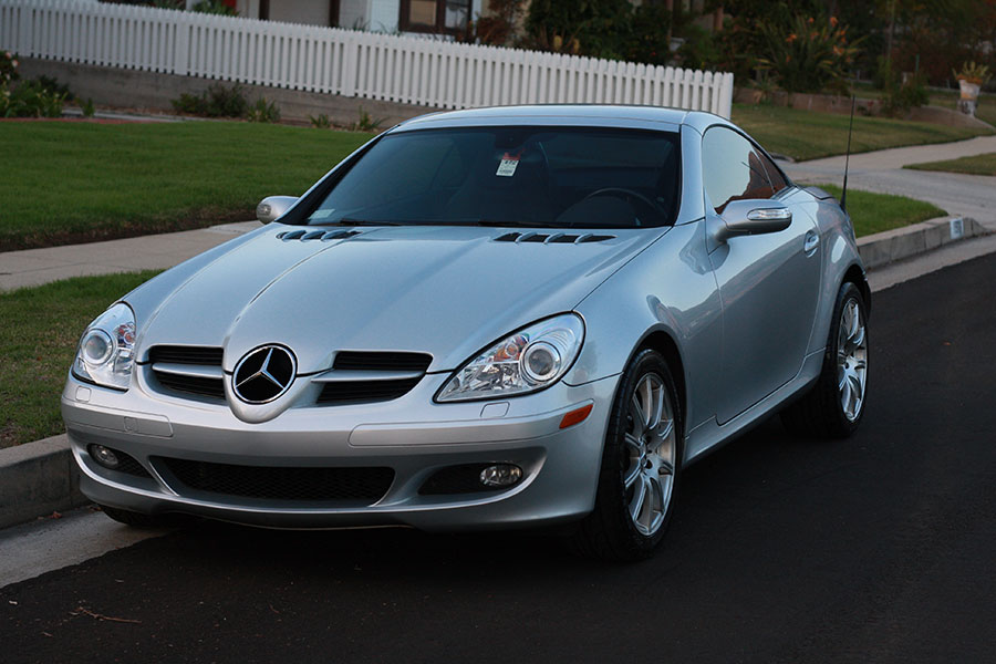 2006 mercedes benz slk class pictures cargurus