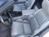 Picture of 1989 Chevrolet Corvette Convertible, interior