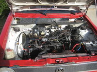 Picture of 1981 Volkswagen Rabbit 2 Dr Base Convertible, engine