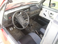 Picture of 1981 Volkswagen Rabbit 2 Dr Base Convertible, interior, gallery_worthy