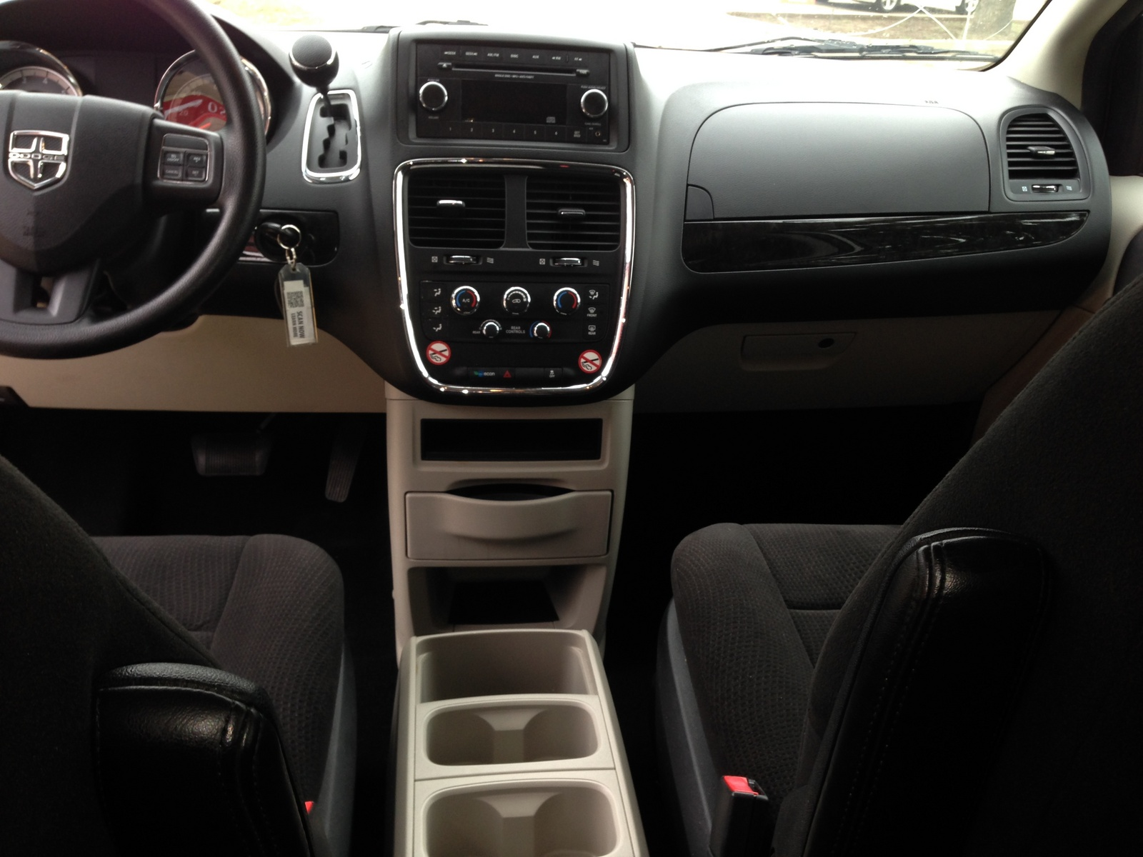 2013 Dodge Grand Caravan Interior Pictures Cargurus