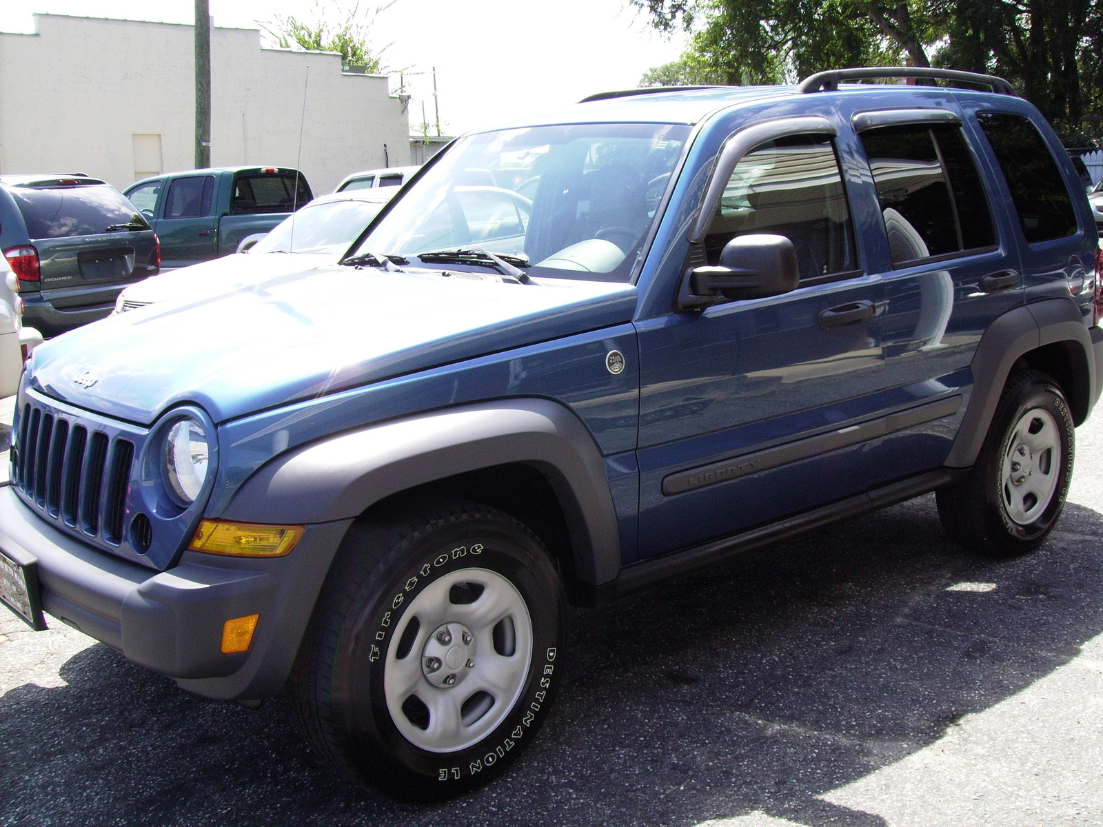 Used Jeep Cj7 Picture of 2005 Jeep Liberty Sport 4WD, exterior