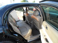 Picture of 2002 Lincoln Continental 4 Dr STD Sedan, interior