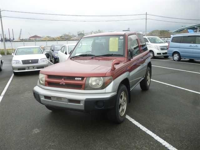 Picture of 2005 Mitsubishi Pajero, exterior, gallery_worthy