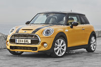 2014 MINI Cooper, Front-quarter view, exterior, manufacturer, gallery_worthy