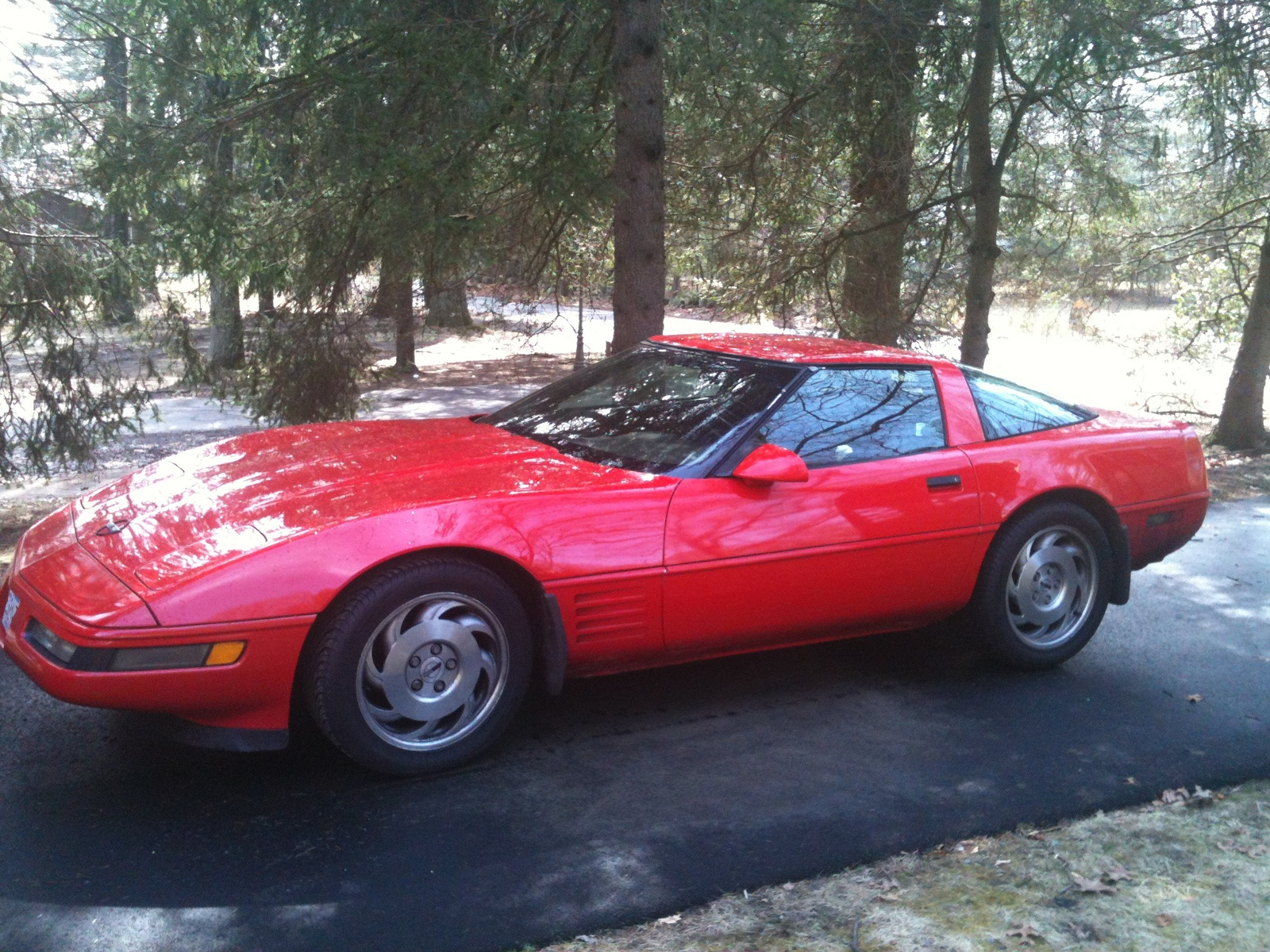 Picture of 1993 Chevrolet Corvette ZR1, exterior