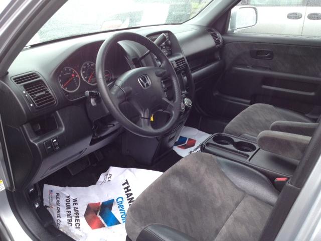 2002 Honda Cr V Pictures Cargurus