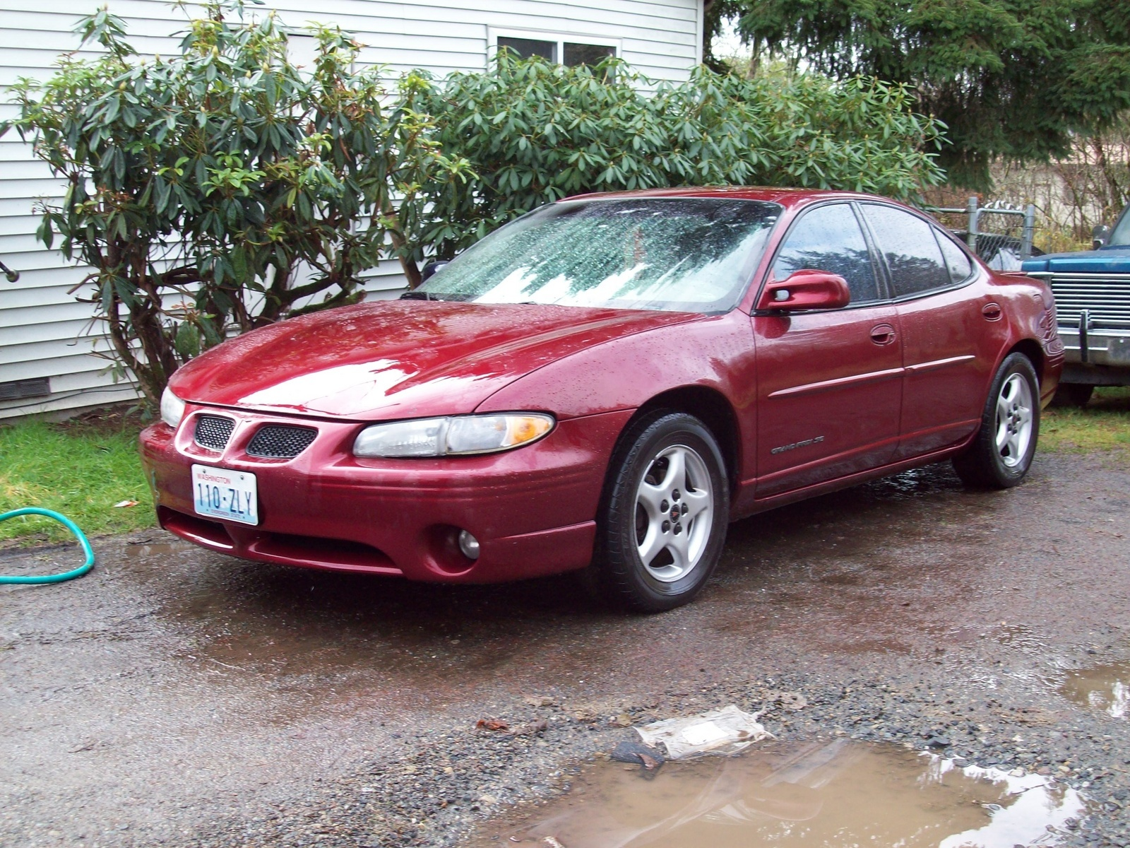 Grand Pre Car >> Pontiac Grand Prix Questions My 2002 Grand Prix Se 3 1