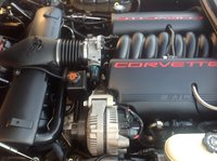 Picture of 2001 Chevrolet Corvette Coupe, engine