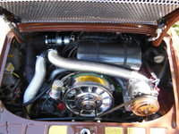 Picture of 1976 Porsche 911, engine