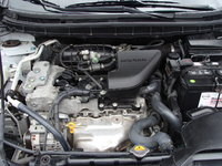 Picture of 2009 Nissan Rogue S, engine