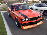 1978 Mazda RX-3 Overview