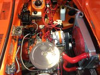 Picture of 1978 Mazda RX-3, engine