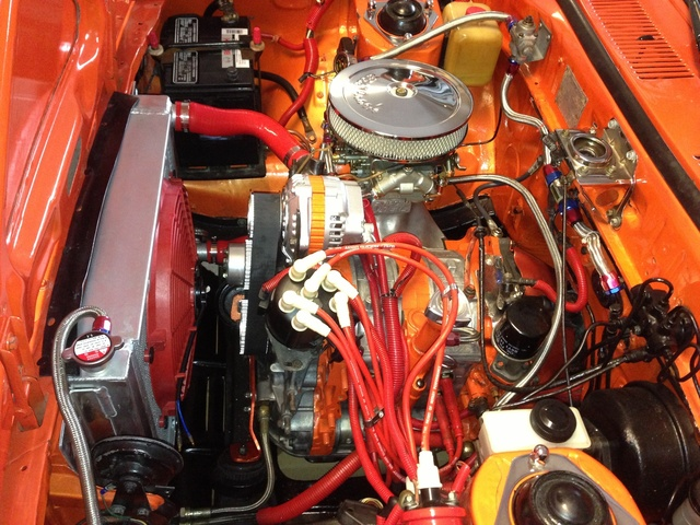 Picture of 1978 Mazda RX-3, engine, gallery_worthy