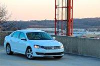 Alternate front 3/4 of the 2014 Volkswagen Jetta TDI SE