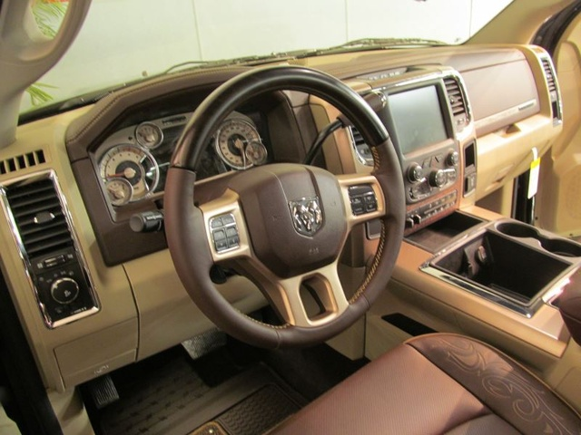 Amazing Picture Of 2014 Ram 2500 Laramie Longhorn Crew Cab 4WD, Interior,  Gallery_worthy